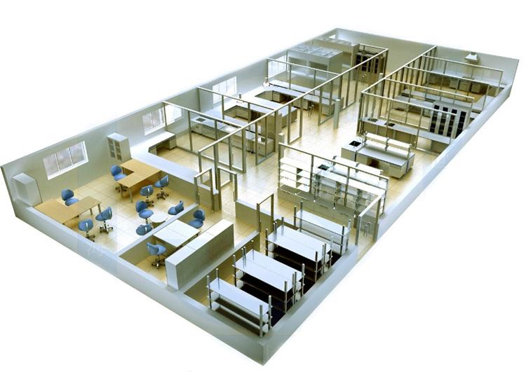 出入境实验室规划设计