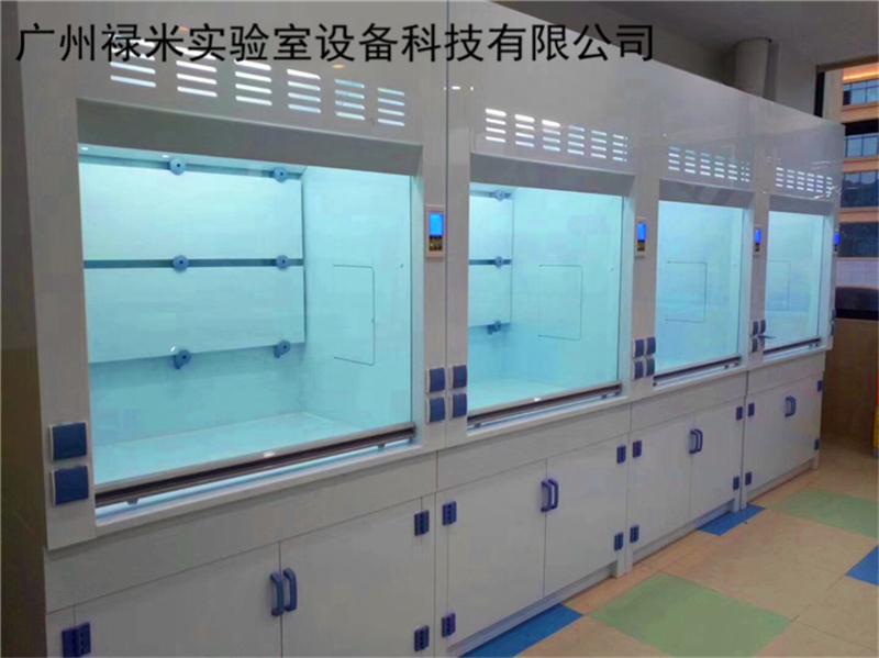 禄米实验室联体PP通风柜的使用要求