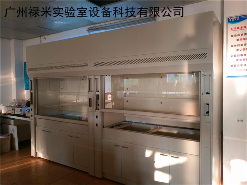 禄米实验室智能通风柜的优越性能介绍