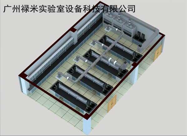 实验室气体管路的设计