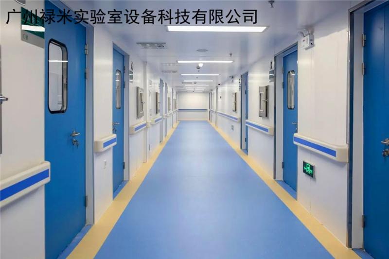 负压病房暖通设计要求及解决方案
