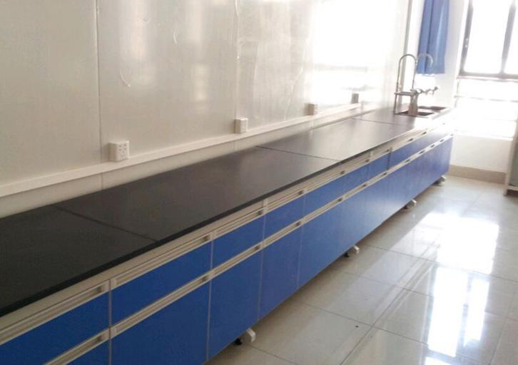 环氧树脂、理化板材质的实验台的清洗