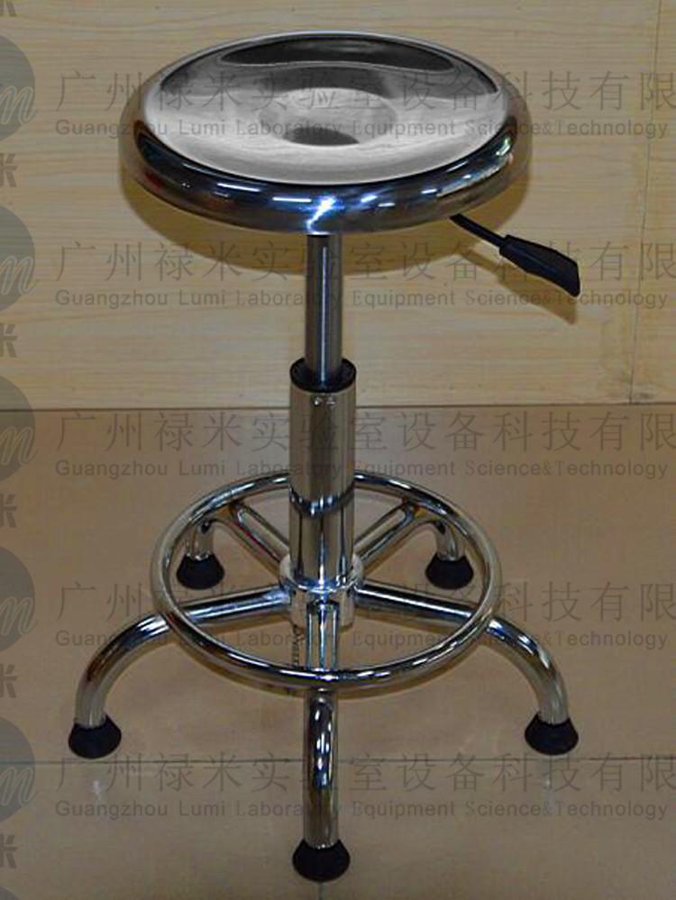 不锈钢实验凳-01