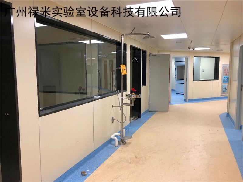 禄米实验室工程进展计划