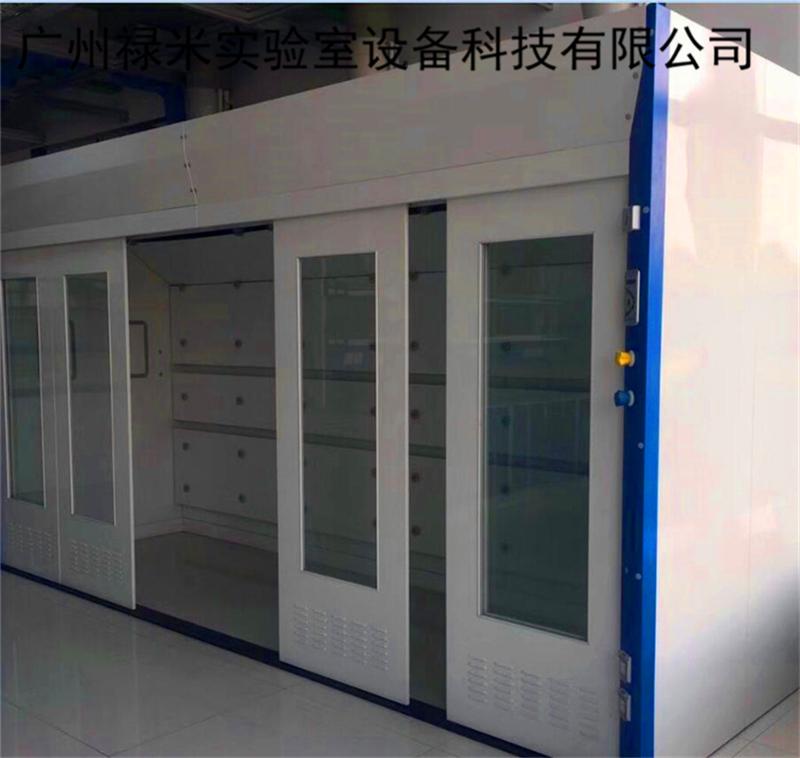 标准实验室通风柜与变频风量控制系统的区别